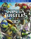 Teenage Mutant Ninja Turtles: Out Of The Shadows [includes Digital Copy] [3d] [blu-ray/dvd] 5330401