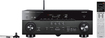 Yamaha - 735W 7.2-Ch. Network-Ready 4K Ultra HD and 3D Pass-Through A/V Home Theater Receiver - Black