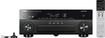 Yamaha - 770W 7.2-Ch. Network-Ready 4K Ultra HD and 3D Pass-Through A/V Home Theater Receiver - Black