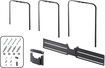 "Sony - Fixed Tv Wall Mount For 55"" - 75"" Sony X940d/930d Ser"