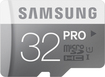 Samsung - 32GB microSD Class 10 UHS-1 Memory Card - Silver