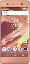 Sony - Xperia Xa 4g Lte With 16gb Memory Cell Phone  - Rose
