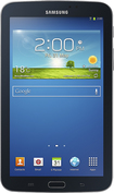 Samsung - Galaxy Tab 3 7.0 LTE - 16GB (T-Mobile) - Midnight Black