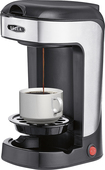 Bella - 1-cup Coffeemaker - Black/stainless Steel 5341500