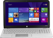 "HP - ENVY TouchSmart 15.6"" Touch-Screen Laptop - AMD A10-Series - 6GB Memory - 750GB Hard Drive - Natural Silver"