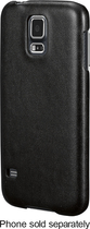 Insignia™ - Snap Case for Samsung Galaxy S 5 Cell Phones - Black