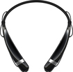 Lg - Refurbished Tone Pro Wireless In-ear Behind-the-neck Headphones - Black