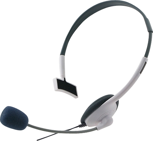 2 NEW LIVE HEADSET + MIC FOR XBOX 360 WI 5354232 5354232