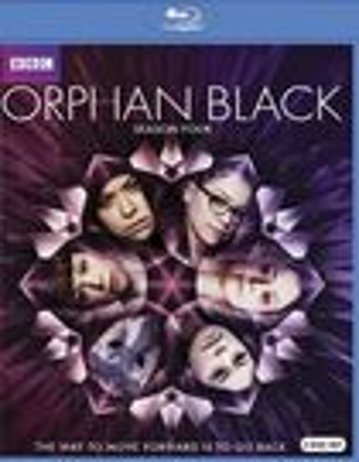 Orphan Black: Season 4 [blu-ray] [2 Discs] 5354502
