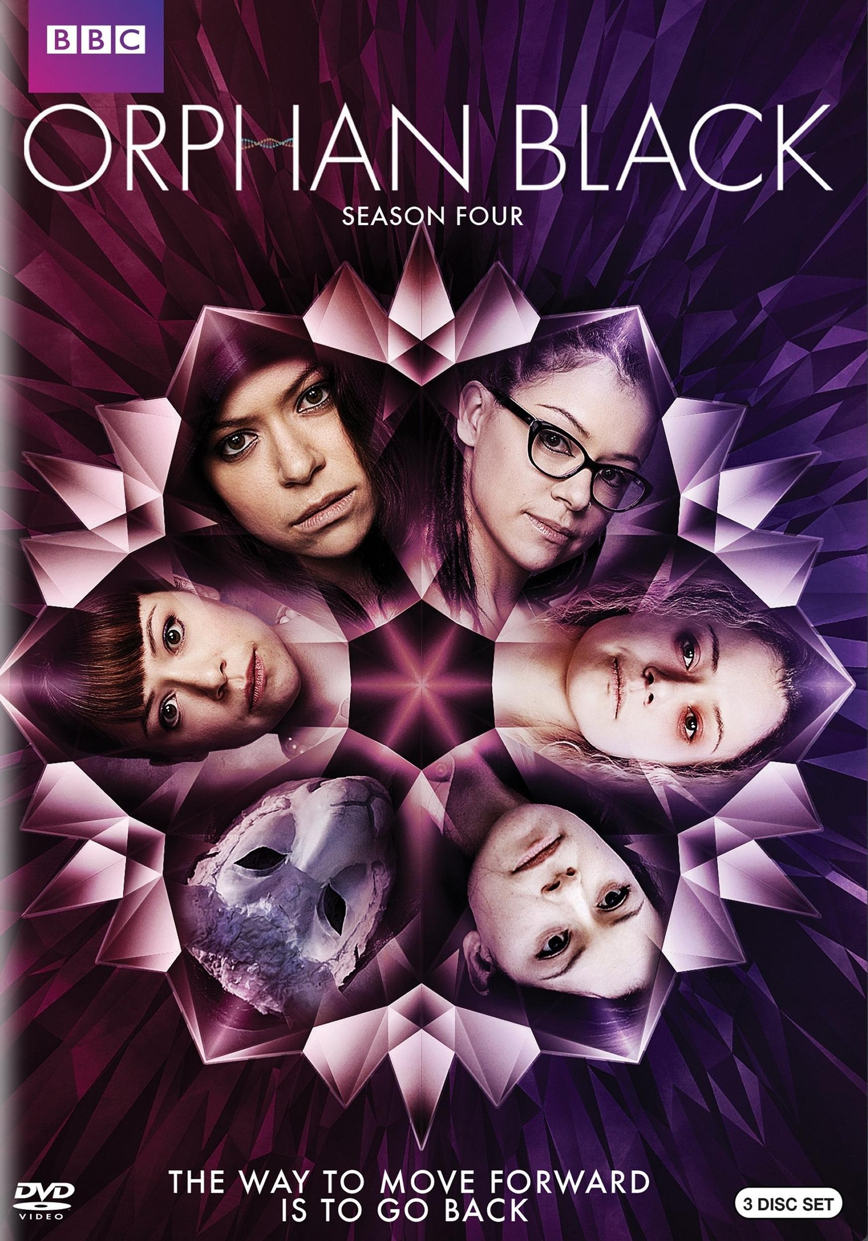 Orphan Black: Season Four [4 Discs] (dvd) 5354506