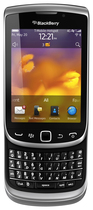 BlackBerry - 9810 Cell Phone (Unlocked) - Zinc Gray