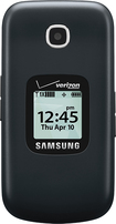 Verizon Wireless Prepaid - Samsung Gusto 3 No-Contract Cell Phone - Dark Blue