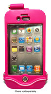 driSuit - Endurance Waterproof Case for Apple® iPhone® 4 and 4S - Hot Pink