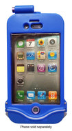 driSuit - Endurance Waterproof Case for Apple® iPhone® 4 and 4S - Deep Sea Blue