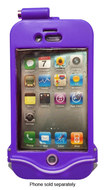 driSuit - Endurance Waterproof Case for Apple® iPhone® 4 and 4S - Passion Purple