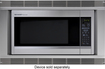 "Sharp - 27"" Trim Kit For Sharp R-551zs Microwaves - Stainless Steel 5359500"