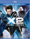 X2: X-men United [2 Discs] [includes Digital Copy] [blu-ray/dvd] 5360215