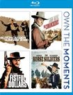 Butch Cassidy And The Sundance Kid/the Comancheros/a Fistful Of Dollars/horse Soldiers [blu-ray] 5360785