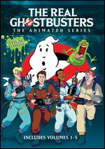 Real Ghostbusters V1-V5: With Movie Reward (Boxed Set)