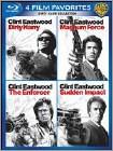 4 Film Favorites: Dirty Harry [4 Discs] (Blu-ray Disc)