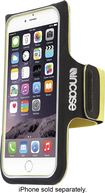 Incase - Sports Armband For Apple Iphone 6 Plus And 6s Plus - Black\/lumen