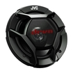 "Jvc - 6-1/2"" 2-way Car Speakers With Carbon Mica Cones  - Bl"
