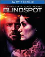 Blindspot: The Complete First Season (Blu-ray Disc) (Boxed Set)