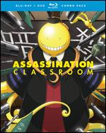 Assassination Classroom: Season One Part Two (Blu-ray Disc) (4 Disc)