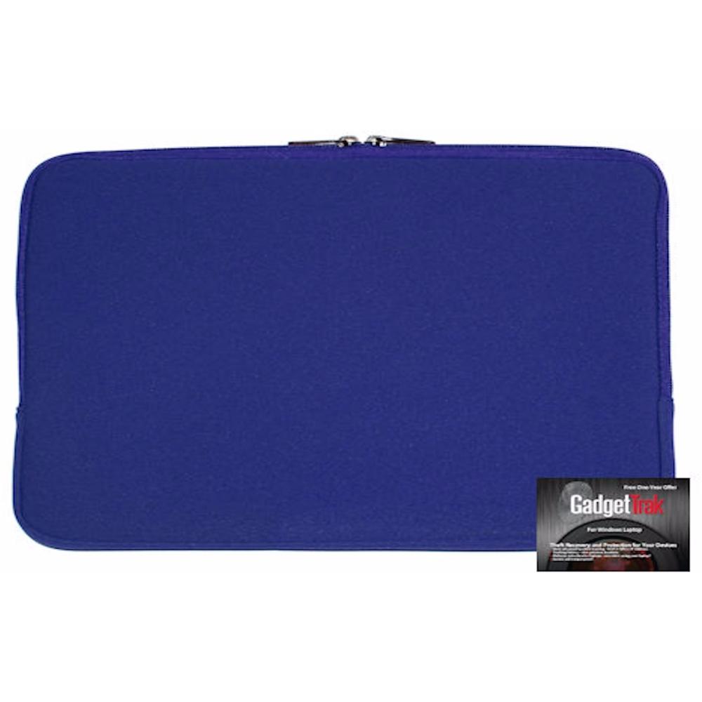 Slipit! - Plus Laptop Sleeve - Blue