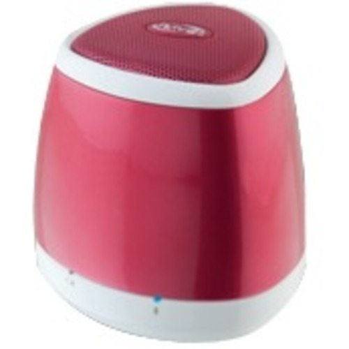 iLive - Home Audio Speaker System - Wireless Speaker(s) - iPod Supported - Red