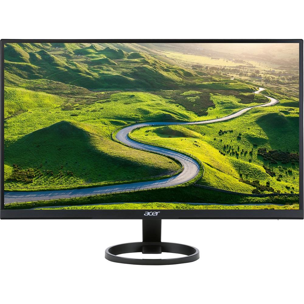 """Acer - 27"""" Ips Led Monitor - Black"""