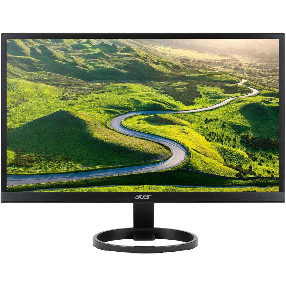 "Acer - R221q 21.5"" Ips Led Hd Monitor - Black 5372000"