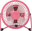 "Insignia™ - 4"" High-Velocity Personal Fan - Sorbet"