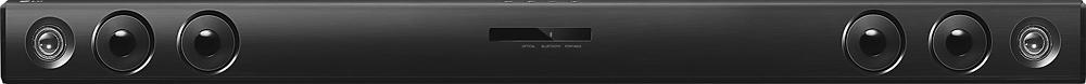 Lg - 2.0-channel Soundbar With 100-watt Digital Amplifier - Black 5376100