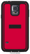 Trident - Cyclops Case for Samsung Galaxy S 5 Cell Phones - Red