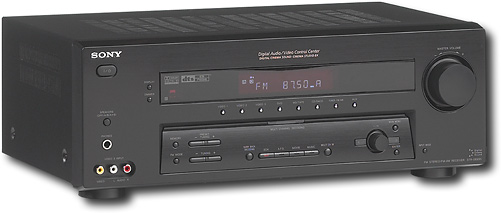 Click here for Sony 600W 6.1-Channel Home Theater A/V Receiver wi... prices