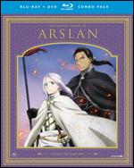 Heroic Legend Of Arslan: Season One Part One (Blu-ray Disc) (4 Disc)
