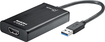 j5 create - USB 3.0-to-HDMI/DVI Display Adapter - Black
