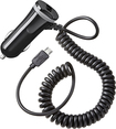 Insignia™ - 15W Vehicle Charger with Micro USB Cable and USB Port - Black