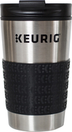 Keurig - 12.5-oz. Thermal Cup - Stainless Steel
