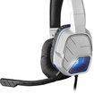 Pdp - Afterglow Lvl 5+ Wired Stereo Gaming Headset For Playstation 4 - White 5386523