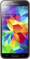 Samsung - Galaxy S 5 Cell Phone (Unlocked) - Copper Gold