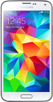 Samsung - Galaxy S 5 Cell Phone (Unlocked) - Shimmery White