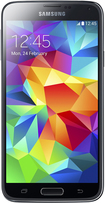 Samsung - Galaxy S 5 Cell Phone (Unlocked) - Electric Blue