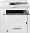 Canon - imageCLASS D1320 Network-Ready Black-and-White All-In-One Printer - White