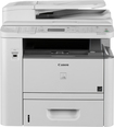 Canon - imageCLASS D1350 Network-Ready Black-and-White All-In-One Printer - White