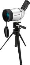 Celestron - Mini Mak C50 25-75x Waterproof Spotting Scope - Silver/Black