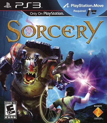 Sorcery - PlayStation 3 PlayStation 4