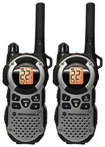 Motorola - Talkabout 35-Mile, 22-Channel 2-Way Radio (Pair) - Black/Gray