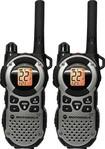 Motorola - Talkabout 35-Mile, 22-Channel 2-Way Radio (Pair) - Black/Gray